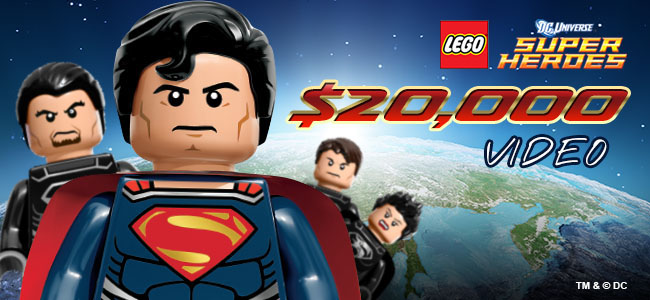 The LEGO Group LEGO DC Universe Super Heroes Video Project