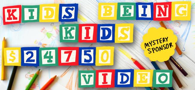 "Mystery Sponsor ""Kids Being Kids"" - A Digital Shorts Festival"