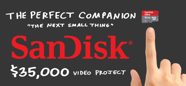SanDisk The Next Small Thing