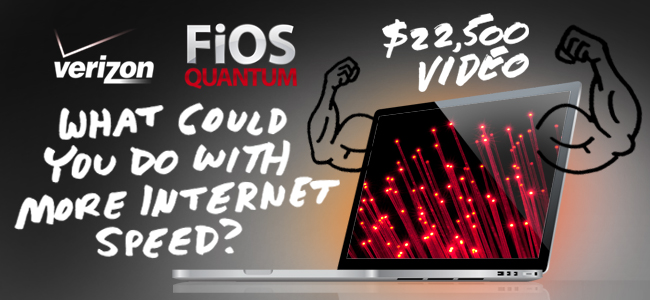 Verizon Verizon FiOS Quantum Video Project