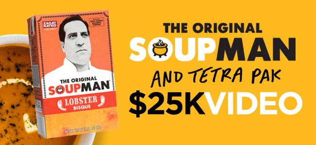 The Original Soupman The Original Soupman & Tetra Pak Video Project
