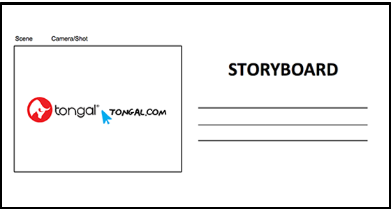 Introducing The Tongal Storyboard