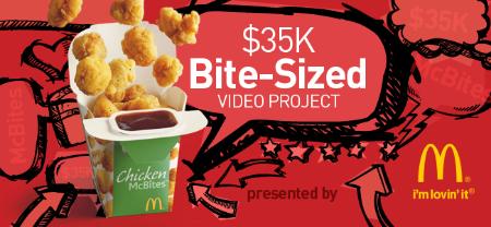 McDonald's® USA Bite–Sized Video Project