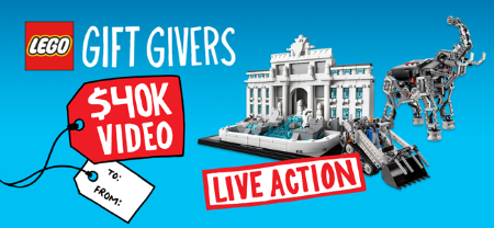 The LEGO Group LEGO Gift Givers Video Project