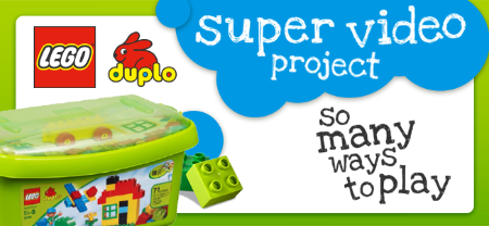 "The LEGO Group ""So Many Ways To Play"" Super Project"