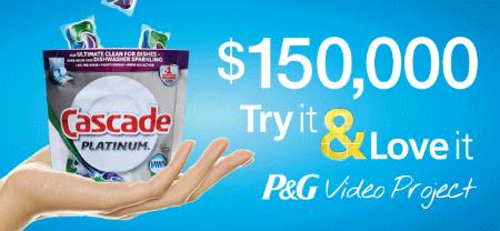 P&G Try it & Love it Try it & Love it Video Project