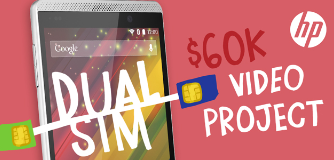HP HP Dual SIM Video Project $63,250